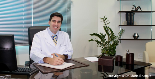Dr. Mário Brusque